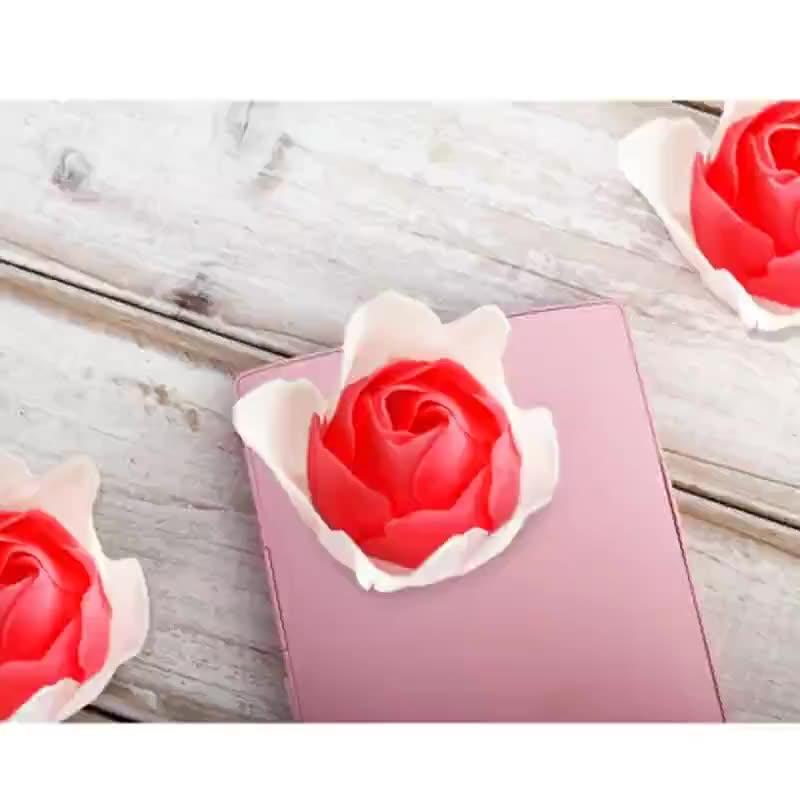 Manufacturer processing soap flower teacher's Day Valentine's Day Wedding Flower combination soap