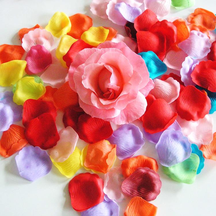 Manufacturer wholesale paper soap Phalaenopsis colorful paper soap bath flower language Mini rose
