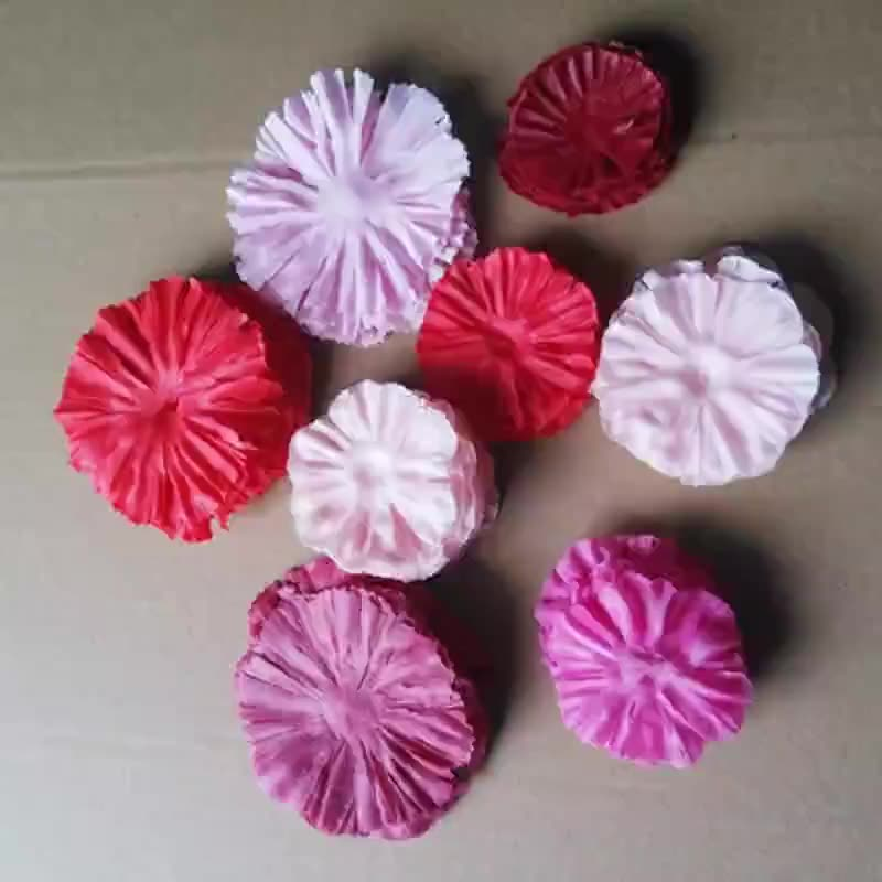 Factory processing bouquet carnation soap flower mother's Day gifts customized wholesale clean pract
