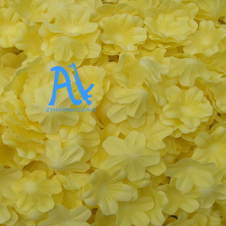 Factory processing bath petal soap color paper soap neutral formula Home Hotel three dimensional soa