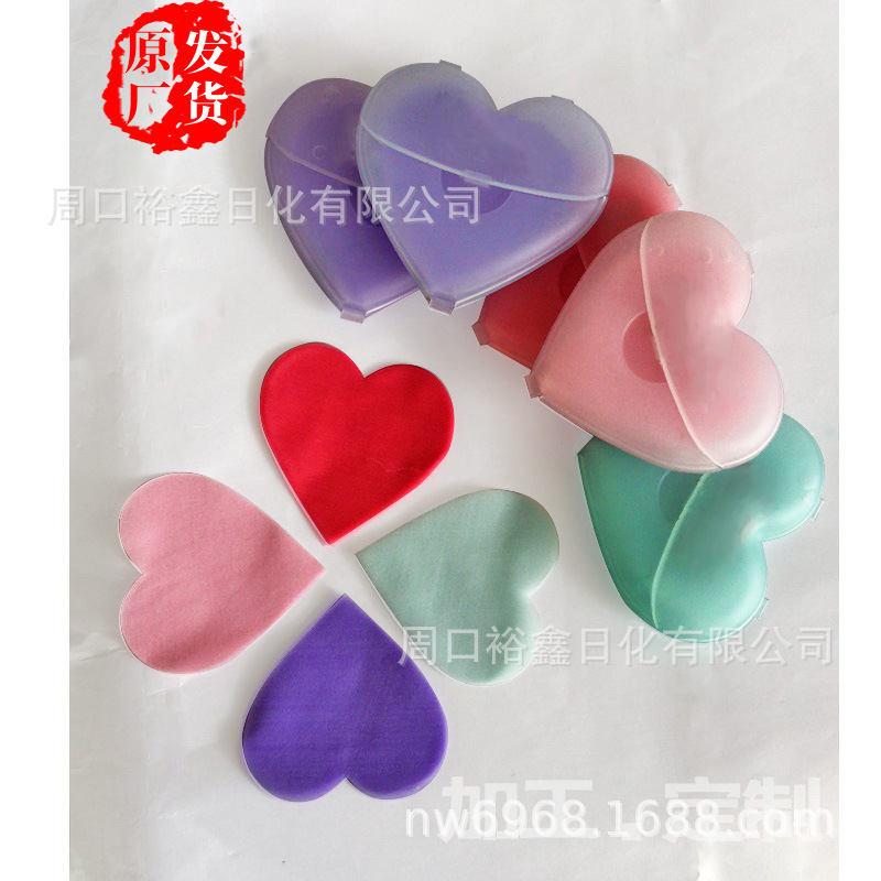 Manufacturers directly for new paper fertilizer soap cleaning hand washing creative paper soap love
