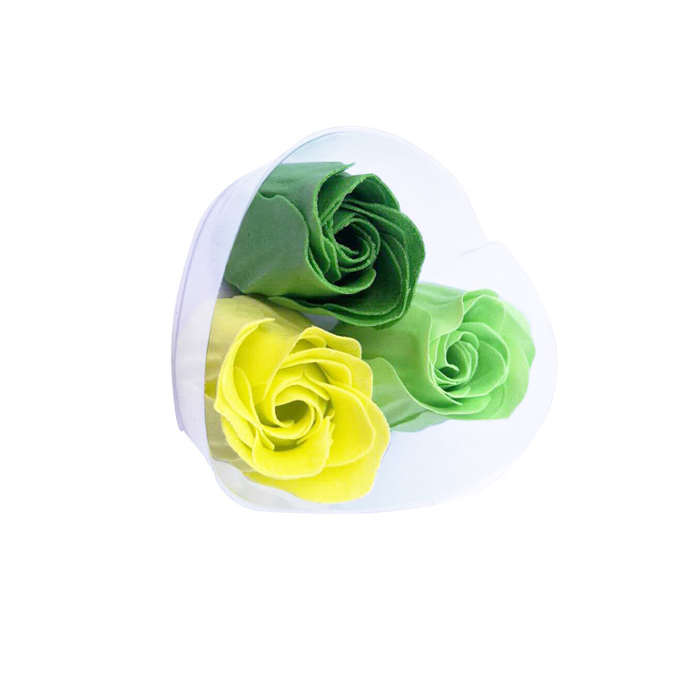 Manufacturers sell small gift box paper soap flower advertising promotion jewelry celebration gift